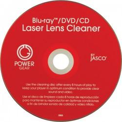 Power Gear - 33628 - Power Gear(R) 33628 Laser Lens Cleaner for CD, DVD & Blu-ray(TM)