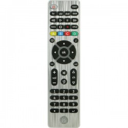 GE (General Electric) - 33709 - GE(R) 33709 4-Device Universal Remote