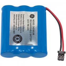 GE (General Electric) - 26154 - GE Cordless Phone Battery - 700 mAh - AA - Nickel Cadmium (NiCd) - 3.6 V DC