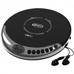 Jensen - CD60 - Jensen Cd60 Personal Cd Player With 60 Second Anti Skip And