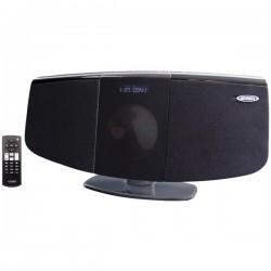 Jensen - JBS350 - Jensen Jbs350 Bluetooth Wall Mountable Music System With Cd