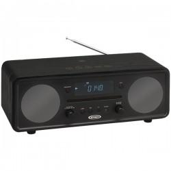 Jensen - JBS-600 - JENSEN(R) JBS-600 Bluetooth(R) Digital Music System with CD Player