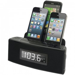 DOK - CR18 - Dok Cr18 Universal Phone And Tablet Triple Charger With