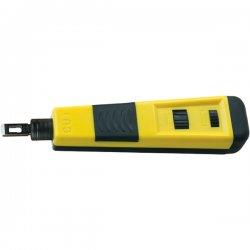 Klein Tools - VDV427-805-SEN - Klein Tools VDV427-805-SEN Impact Punch Down Tool with 110 Blade