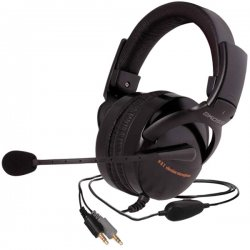 Koss - HQ2 - Koss HQ2 Stereo Gaming Headset - Over-the-head