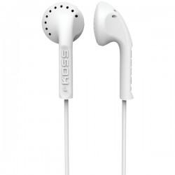 Koss - 189759 - KOSS(R) 189759 KE10 Stereo Earbuds (White)
