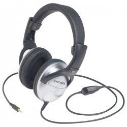 Koss - 148131 - Koss QZPRO Active Noise Reduction Headphone - Wired - 32 Ohm - 40 Hz 20 kHz - 4 ft Cable