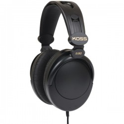 Koss - 154336 - Koss R80 Professional Headphone - Wired - 16 Hz 22 kHz - Binaural - 8 ft Cable