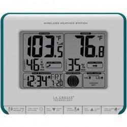 La Crosse Technologies - 308-1711BL - La Crosse Technology(R) 308-1711BL Wireless Weather Station