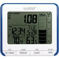 La Crosse Technologies - 724-1710 - La Crosse Technology(R) 724-1710 Wireless Rain Center