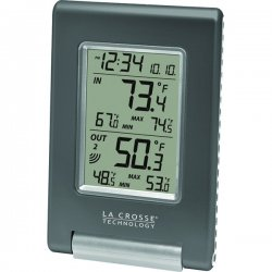 La Crosse Technologies - WS-9080U-IT-CBP - La Crosse Technology(R) WS-9080U-IT-CBP Wireless Temperature Station