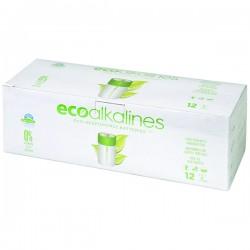 Eco Alkalines / Lei Electronics - ECOC12A - EcoAlkalines(TM) ECOC12A C EcoAlkaline(TM) Batteries (12 pk)