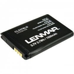 Lenmar - CLZ378LG - Lenmar CLZ378LG Cell Phone Battery - Lithium Ion (Li-Ion) - 3.7 V DC