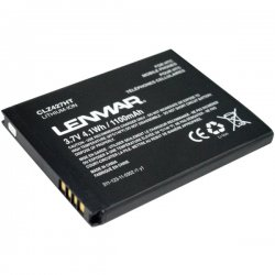 Lenmar - CLZ427HT - Lenmar Replacement Battery for HTC My Touch, ThunderBolt 4G Cellular Phones - 1100 mAh - Lithium Ion (Li-Ion) - 3.7 V DC