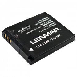 Lenmar - DLZ301C - Lenmar DLZ301C Camera Battery - 740 mAh - Lithium Ion (Li-Ion) - 1 Pack