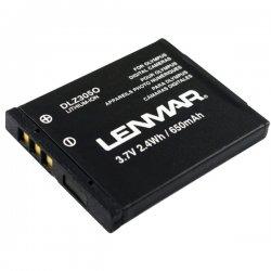 Lenmar - DLZ305O - Lenmar Olympus LI-70B Replacement Battery - 650 mAh - Lithium Ion (Li-Ion) - 3.7 V DC