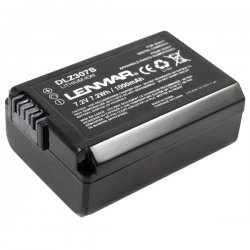 Lenmar - DLZ307S - LENMAR DLZ307S Sony(R) NP-FW50 Replacement Battery