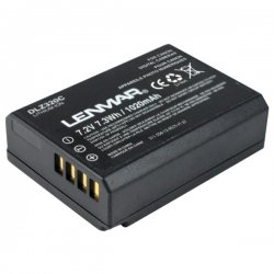 Lenmar - DLZ320C - Lenmar DLZ320C Digital Camera Battery - 1020 mAh - Lithium Ion (Li-Ion) - 7.2 V DC