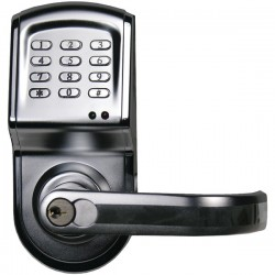 Linear - 212LS-C26DCR-RT - Linear(R) 212LS-C26DCR-RT Electronic Access Control Cylindrical Lockset with Right-Hand Opening
