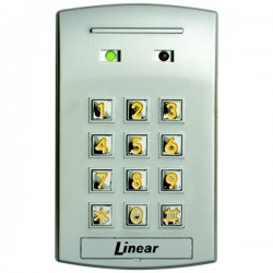 Linear - AK31 - Linear Corp AK31 stand alone keypad-basic inter