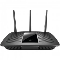 Belkin / Linksys - EA7500 - Linksys EA7500 - Wireless router - 4-port switch - GigE - 802.11a/b/g/n/ac - Dual Band