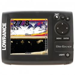 Lowrance 000 11143 001 Elite 5X HDI Fishfinder