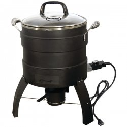 Butterball - 20100809 - Butterball(R) 20100809 18lb-Capacity Electric Oil-Free Turkey Fryer