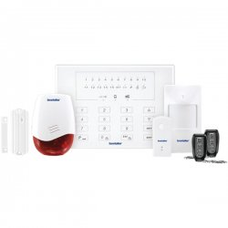 SecurityMan - AIR-ALARMII - SECURITYMAN AIR-ALARMII DIY Smart Wireless Home Alarm System Kit