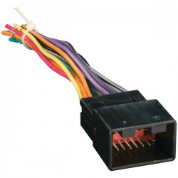 Metra - 70-1771 - Metra - Ford 1998 And Up Power Cable For 4 Speakers