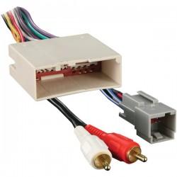 Metra - 70-5521 - Metra(R) 70-5521 2003 & Up Ford(R)/Lincoln(R)/Mercury(R) Amp Integration/Sub Harness