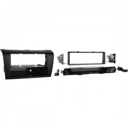 Metra - 99-7504 - Metra(R) 99-7504 2004-2009 Mazda(R) 3 Single-DIN Installation Kit
