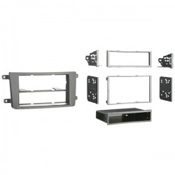 Metra - 99-7516B - Metra(R) 99-7516B 2007 & Up Mazda(R) CX9 Single-DIN/Double-DIN Installation Kit