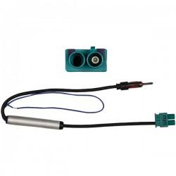 Metra - 40-EU56 - Metra(R) 40-EU56 European Dual Antenna Adapter (FAKRA)
