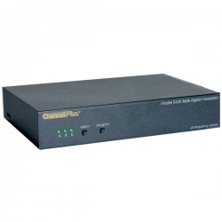 Channel Plus - 5435 - Triple modulator with 3 inputs- CATV 65-125 and UHF 14-64