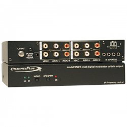 Channel Plus - 5525 - Channel Plus Dual Channel Modulator