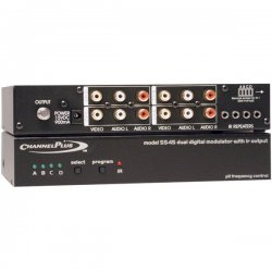 Channel Plus - 5545 - Channel Plus Quad Channel Modulator