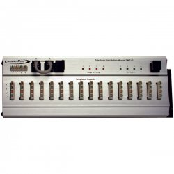 Channel Plus - DMT16 - Channel Plus Telephone Distribution Module