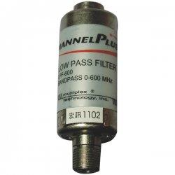 Channel Plus - LPF-600 - Channel Plus Catv Low Pass Filter, 600 Mhz