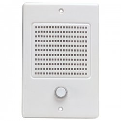 M&S Systems - DS3B - M&S SYSTEMS DS3B Door Speaker with Bell Button