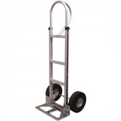 Monster Trucks - MT20008 - MONSTER TRUCKS MT20008 Aluminum Hand Truck with Foam Rubber Tires (Loop Handle)