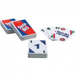 Mattel - 42050 - Mattel Skip-Bo Card Game - Strategy - 2 to 6 Players