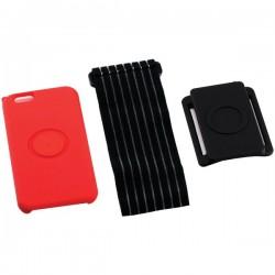 OnYou - OYI6R - OnYou(R) OYi6R OnYou Armband for iPhone(R) 6/6s (Red)