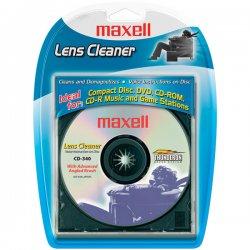 Maxell - 190048 - Maxell CD-340 CD Lens Cleaner - 1 Each