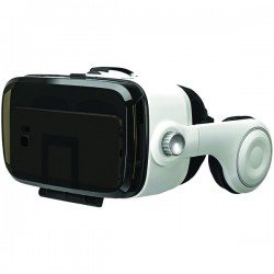 Naxa - NA-4013 - Naxa(R) NA-4013 HOLOVUE VR Glasses with Built-in Headphones