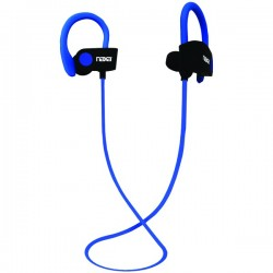 Naxa - NE961BLUE - Naxa Ne961 Blue Performance Wireless Sport Earphones