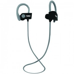 Naxa - NE961GRAY - Naxa Ne961 Gray Performance Wireless Sport Earphones