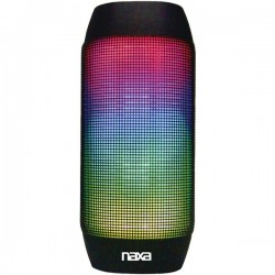 Naxa - NAS-3062 - Naxa(R) NAS-3062 Bluetooth(R) Speaker with LED Lighting Effects