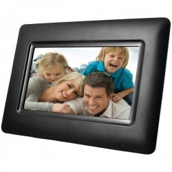 Naxa - NF-501 - Naxa(R) NF-501 7-Class Digital Photo Frame