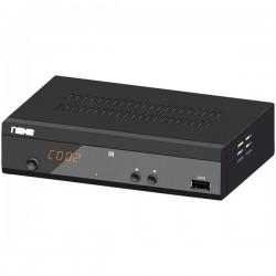 Naxa - NT-52 - Naxa Digital to Analog DTV Converter Box - Functions: Signal Conversion, TV Tuning - 1920 x 1080 - ATSC, NTSC - Electronic Program Guide - USB - Audio Line Out - External