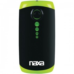 Naxa - NAP-20 - Naxa(R) NAP-20 4, 000mAh Canteen Portable Power Pack